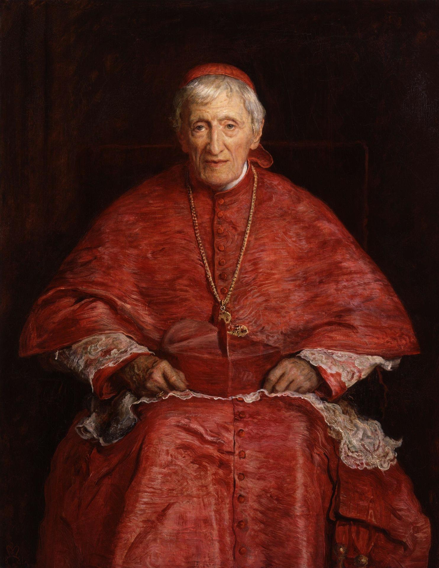 BezBez16 - Een kerkvader voor onze tijd – H. John Henry Newman